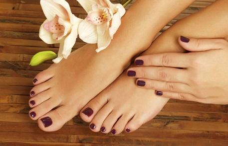 Manicure-Pedicure-